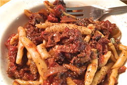 Gemelli with Rustic Tuscan Sauce